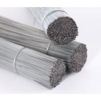 镀锌钢筋扎丝22号 建筑工地捆扎丝盆景细枝造型固定细铁丝 25厘米长/2斤约1000根
